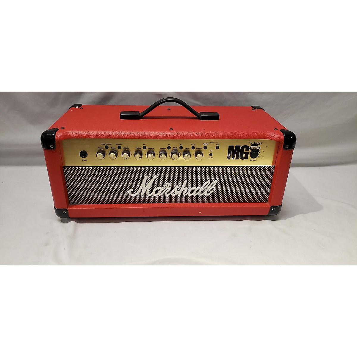 Marshall MG100HFXRS Solid State Guitar Amp Head