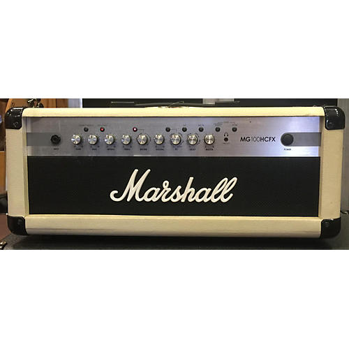 Marshall MG100HGFX HD Guitar Amp Head