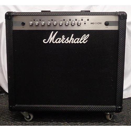 Marshall MG101CFX Guitar Combo Amp