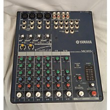 Yamaha MG102C Unpowered Mixer