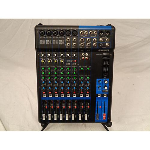 Yamaha MG12 Unpowered Mixer