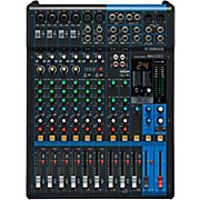 MG12XU 12-Channel Mixer with Effects