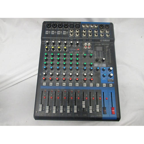 Yamaha MG12XU Line Mixer