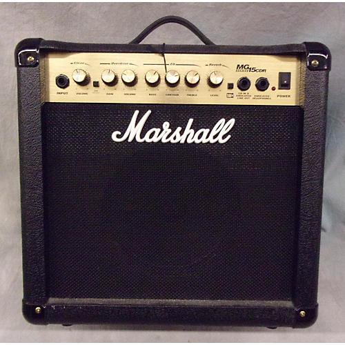 Marshall MG15CDR 15W 1X8 Guitar Combo Amp