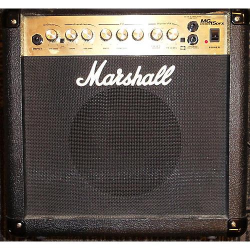 Marshall MG15DFX Guitar Power Amp