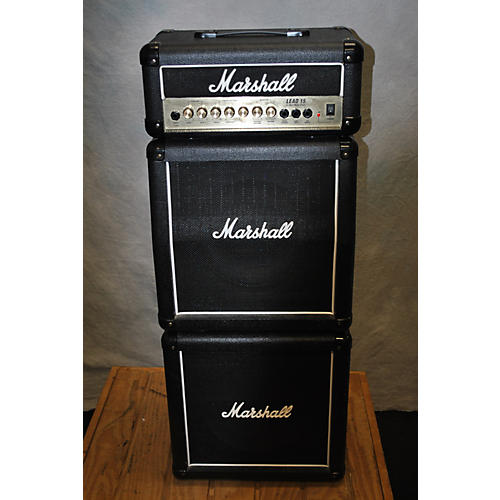 Marshall MG15MS Micro Stack Battery Powered Amp