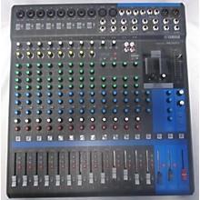 Yamaha MG166CXUSB Unpowered Mixer