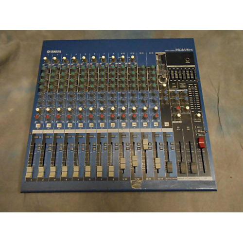 MG16\6FX Unpowered Mixer