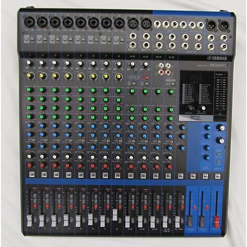 Yamaha MG16XU Digital Mixer