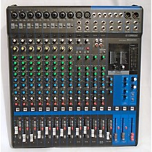 Yamaha MG16XU Powered Mixer