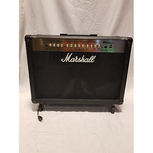used marshall mg250dfx 100w 2x12 guitar combo amp guitar center. Black Bedroom Furniture Sets. Home Design Ideas