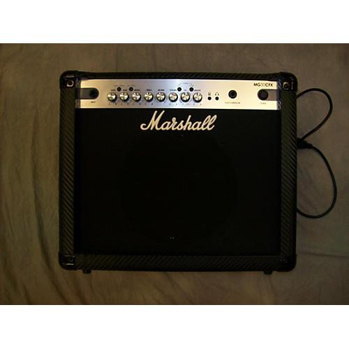 Marshall MG30CFX 1X10 30W Black Guitar Combo Amp