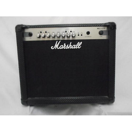 used marshall mg30cfx 1x10 30w guitar combo amp guitar center. Black Bedroom Furniture Sets. Home Design Ideas