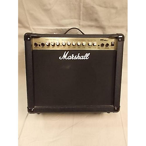 Marshall MG30DFX 1X10 30W Black Guitar Combo Amp