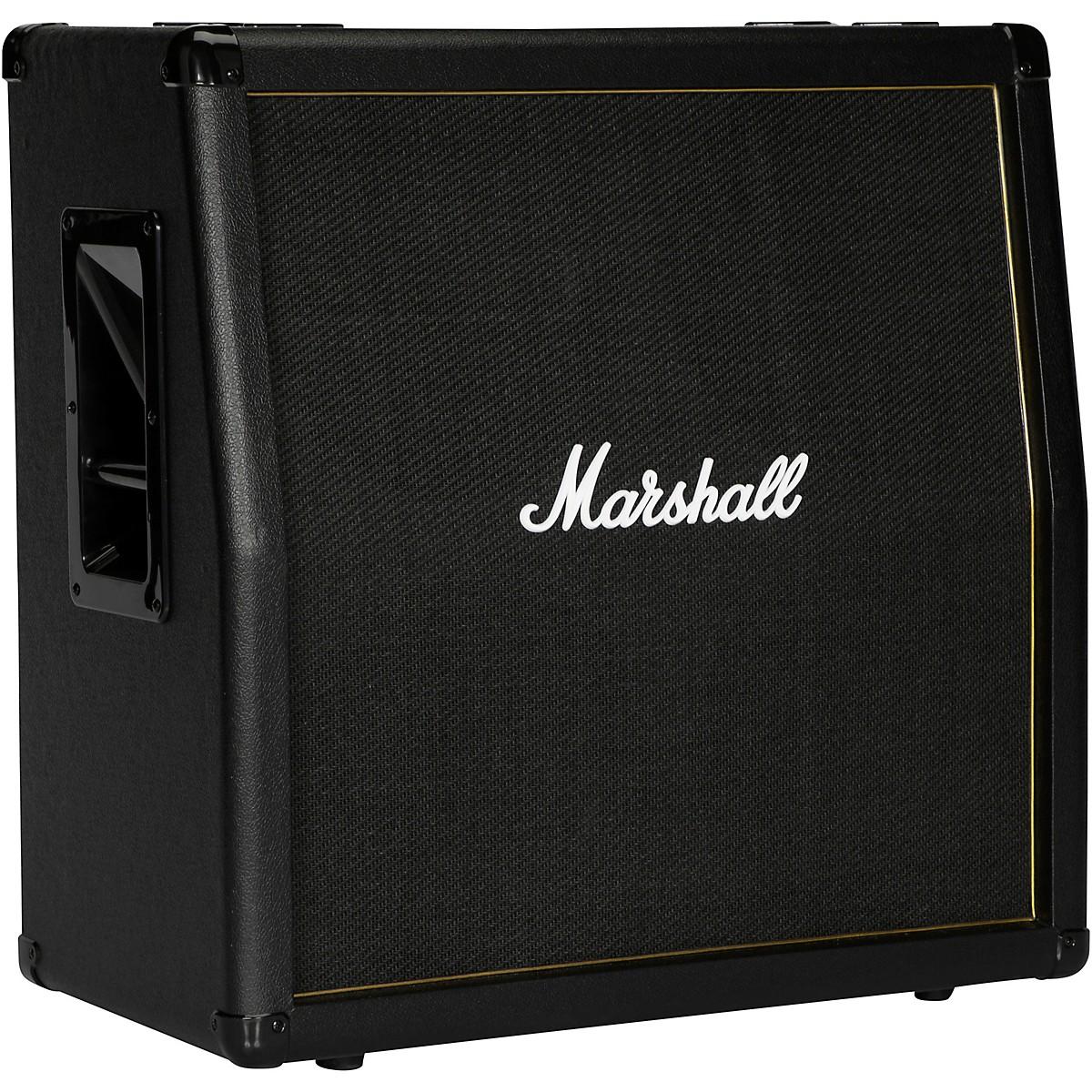 Marshall MG412AG 120W 4x12 Angled Guitar Speaker Cabinet