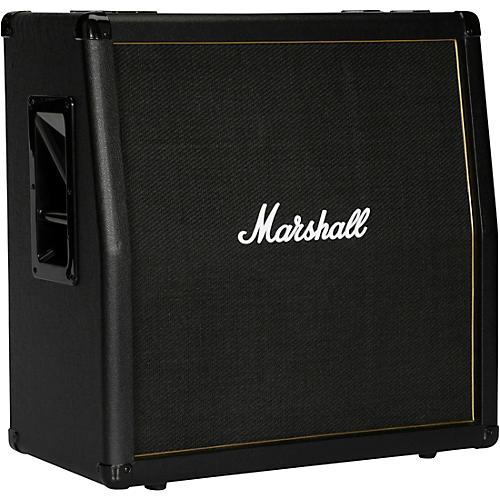 Marshall MG412AG 120W 4x12 Angled Guitar Speaker Cabinet