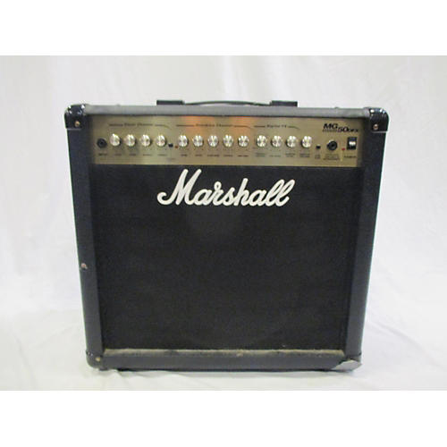 used marshall mg50fx 50w 1x12 guitar combo amp guitar center. Black Bedroom Furniture Sets. Home Design Ideas