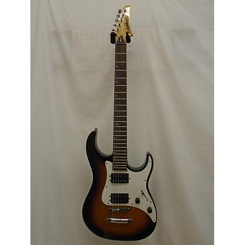 used washburn mg520 solid body electric guitar vintage sunburst guitar center. Black Bedroom Furniture Sets. Home Design Ideas