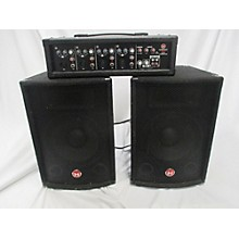 Harbinger MG60 Portable PA Sound Package