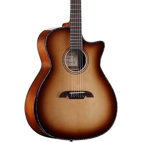 Alvarez MGA70WCEAR Masterworks Grand Auditorium Acoustic-Electric Guitar