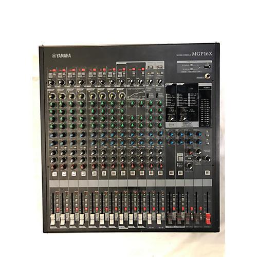 Yamaha MGP16X Unpowered Mixer