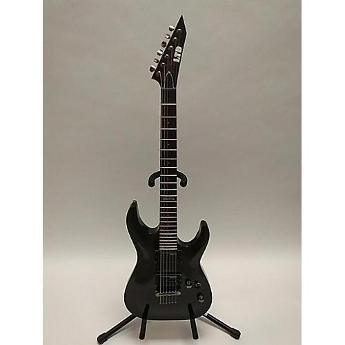 ESP MH100QMNT Solid Body Electric Guitar