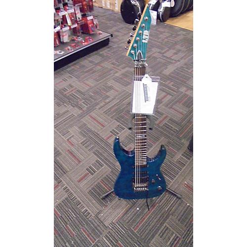 ESP MH103-QM Solid Body Electric Guitar