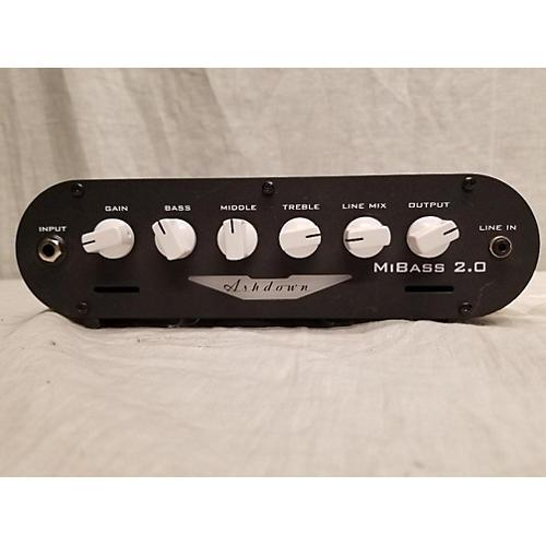 Ashdown MIBass 2.0 400W Bass Amp Head
