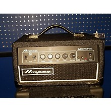 Ampeg MICRO CL Bass Amp Head