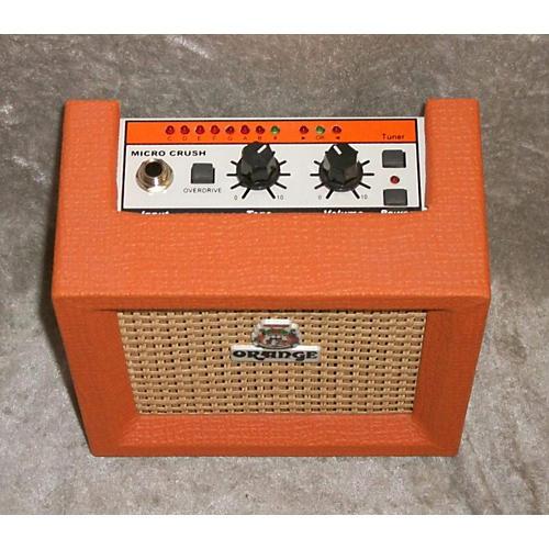 Orange Amplifiers MICRO CRUSH Guitar Combo Amp