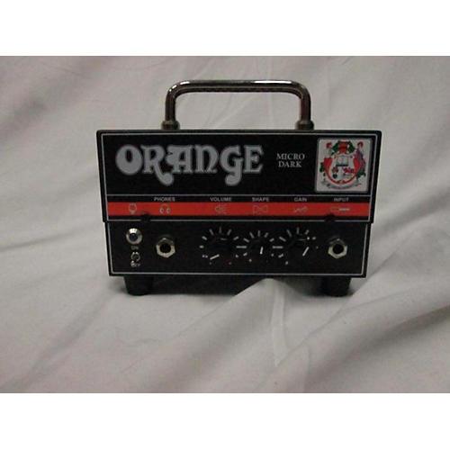 Orange Amplifiers MICRO DARK 15 WATT Tube Guitar Amp Head
