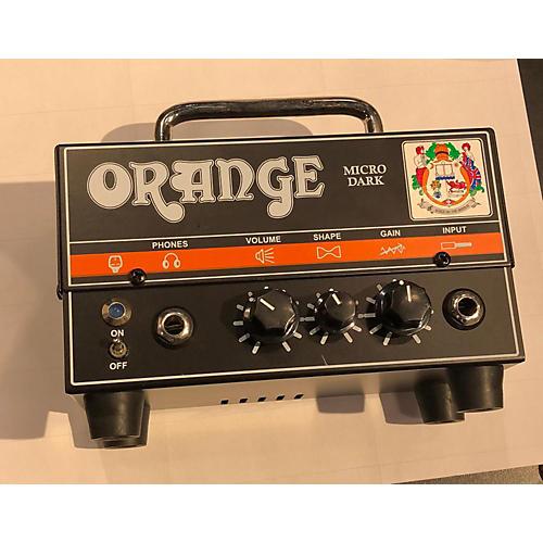 used orange amplifiers micro dark guitar amp head guitar center. Black Bedroom Furniture Sets. Home Design Ideas