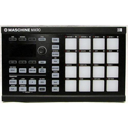 Native Instruments MICRO MK2 MIDI Controller