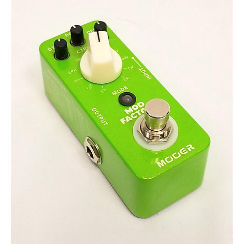 Mooer MICRO MOD FACTORY Effect Pedal