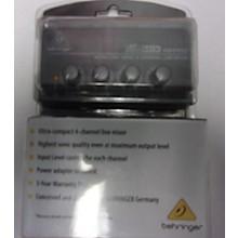 Behringer MICROMIX400 Line Mixer