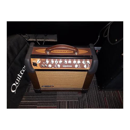 Quilter Labs MICROPRO 200 8 Acoustic Guitar Combo Amp