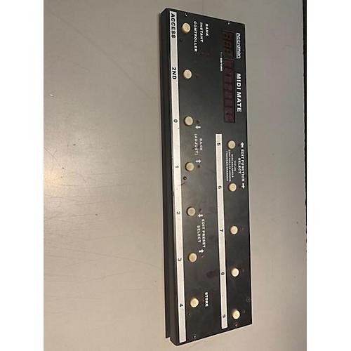 Rocktron MIDI MATE Pedal