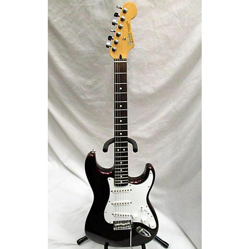 used fender mim stratocaster standard solid body electric guitar guitar center. Black Bedroom Furniture Sets. Home Design Ideas