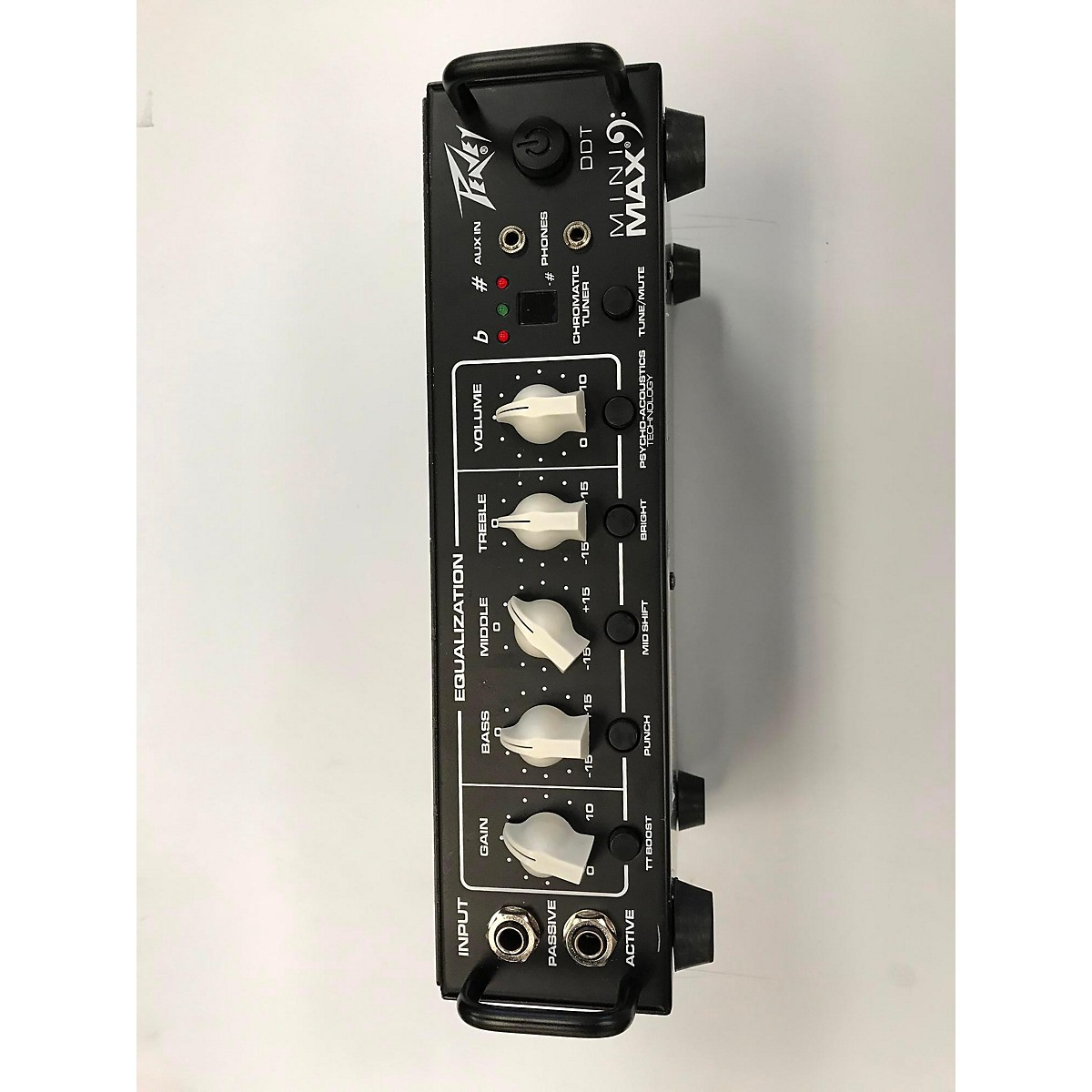 Peavey MINI MAX 160 WATTS Bass Amp Head