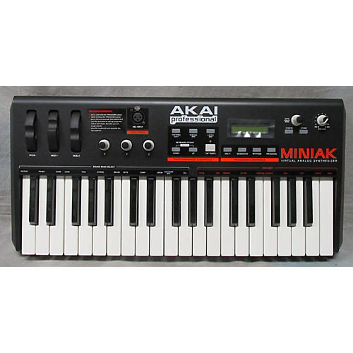 Akai Professional MINIAK Virtual Analog Synthesizer