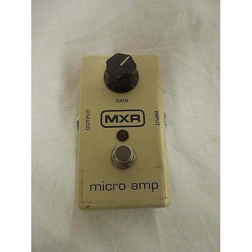 MXR MIRCO AMP Pedal