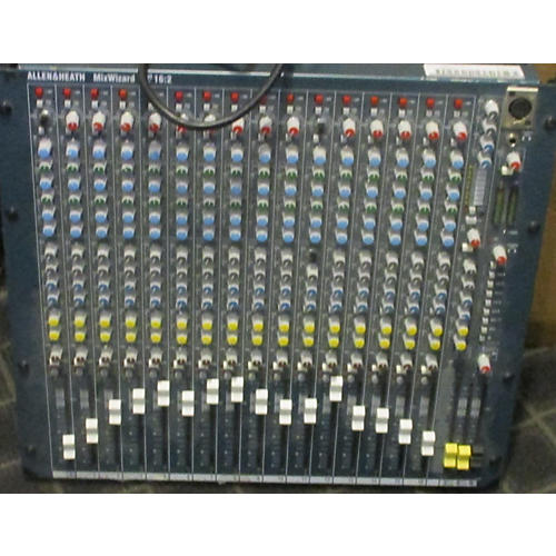 Allen & Heath MIX WIZARD 16:2 Unpowered Mixer