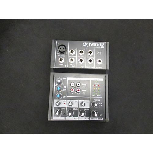 Mackie MIX5 Unpowered Mixer