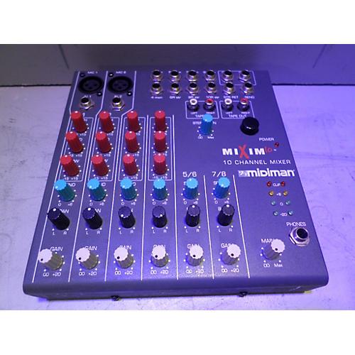 Midiman MIXIM10 Unpowered Mixer
