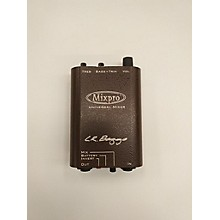 LR Baggs MIXPRO Direct Box