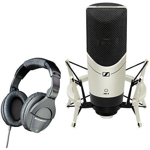 Sennheiser MK 4 Studio Bundle
