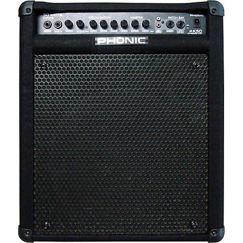 Phonic MK50 Keyboard Amplifier