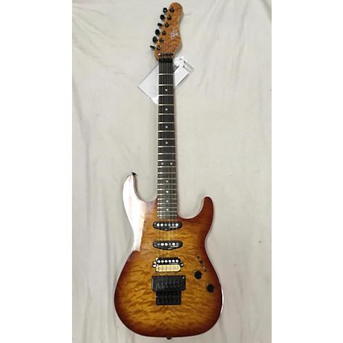 Michael Kelly MK64DAB Solid Body Electric Guitar