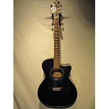 Michael Kelly MKA15CETBL Acoustic Electric Guitar