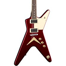 ML 79 Standard Electric Guitar Metallic Red